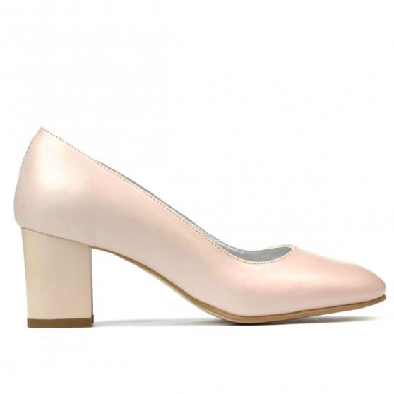 Pantofi eleganti dama 1268 nude