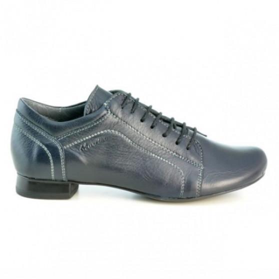 Pantofi casual dama 645 indigo