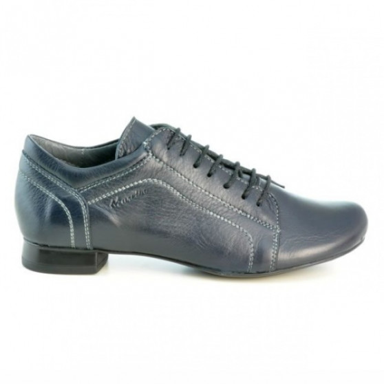 Women casual shoes 645 indigo