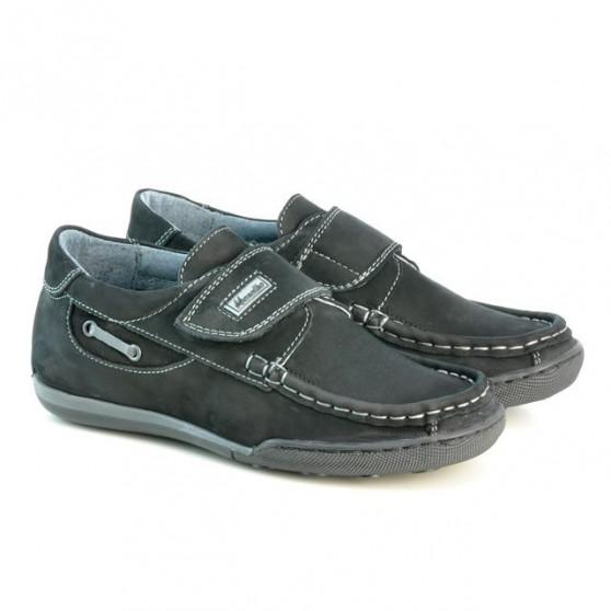 Children shoes 124 bufo black