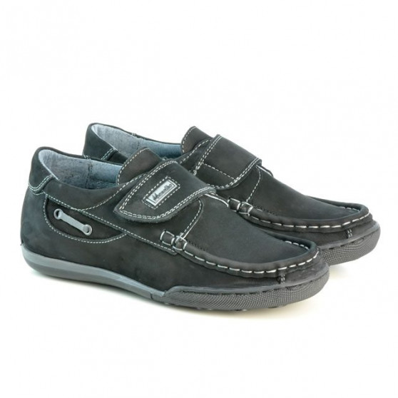 Pantofi copii 124 bufo negru