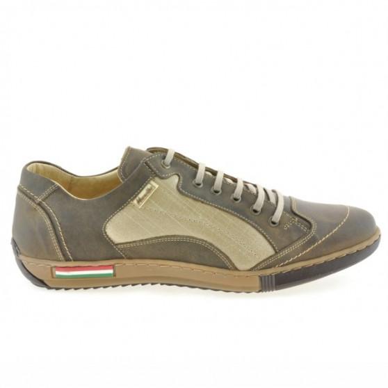 Pantofi sport barbati 707 tuxon nisip