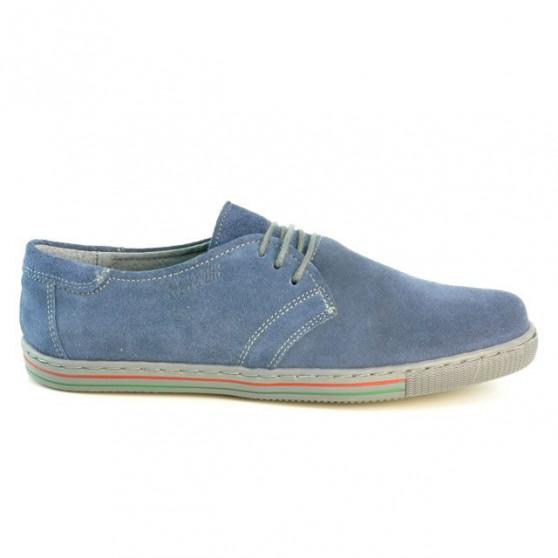 Pantofi sport dama 623 indigo velur