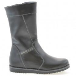Children knee boots 3212 black