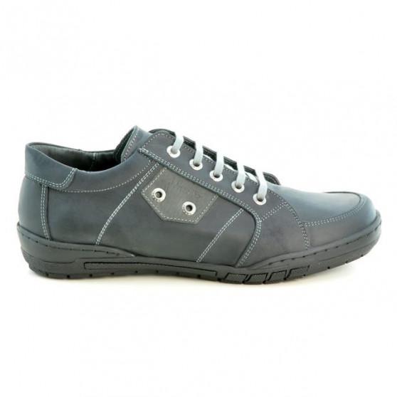 Pantofi sport barbati 728 tuxon negru