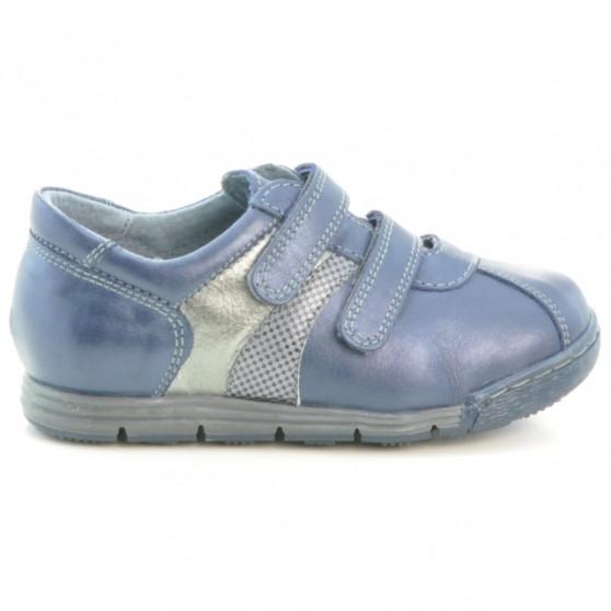Small children shoes 02c indigo