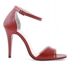 Sandale dama 1238 rosu