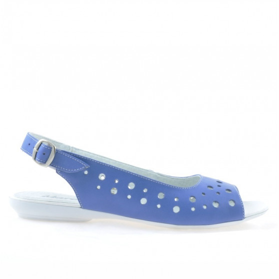 Sandale dama 5020 albastru