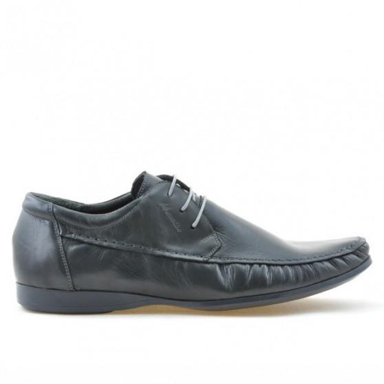 Pantofi casual / eleganti barbati 862 gri