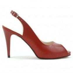 Sandale dama 1250 rosu