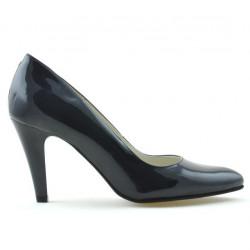Pantofi eleganti dama 1234 lac indigo