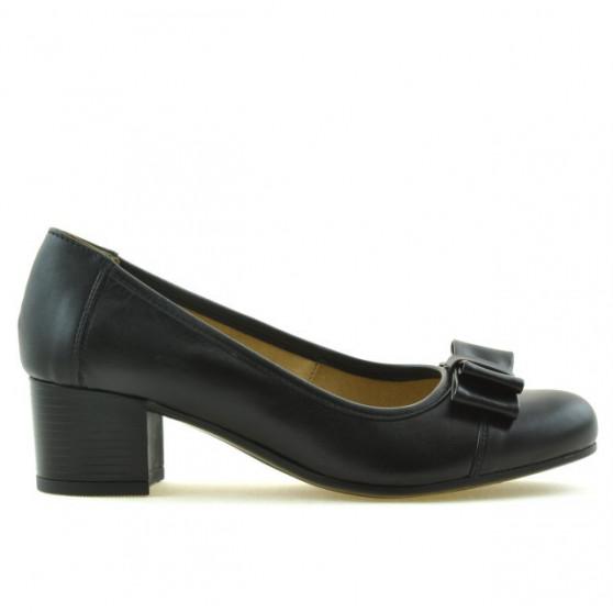 Women stylish, elegant, casual shoes 636 black