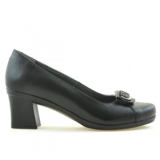 Pantofi casual / eleganti dama 628 negru