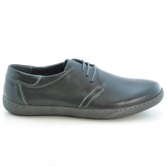 Pantofi casual barbati 774 negru