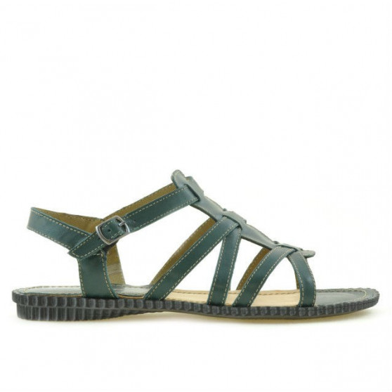 Sandale dama 595 verde