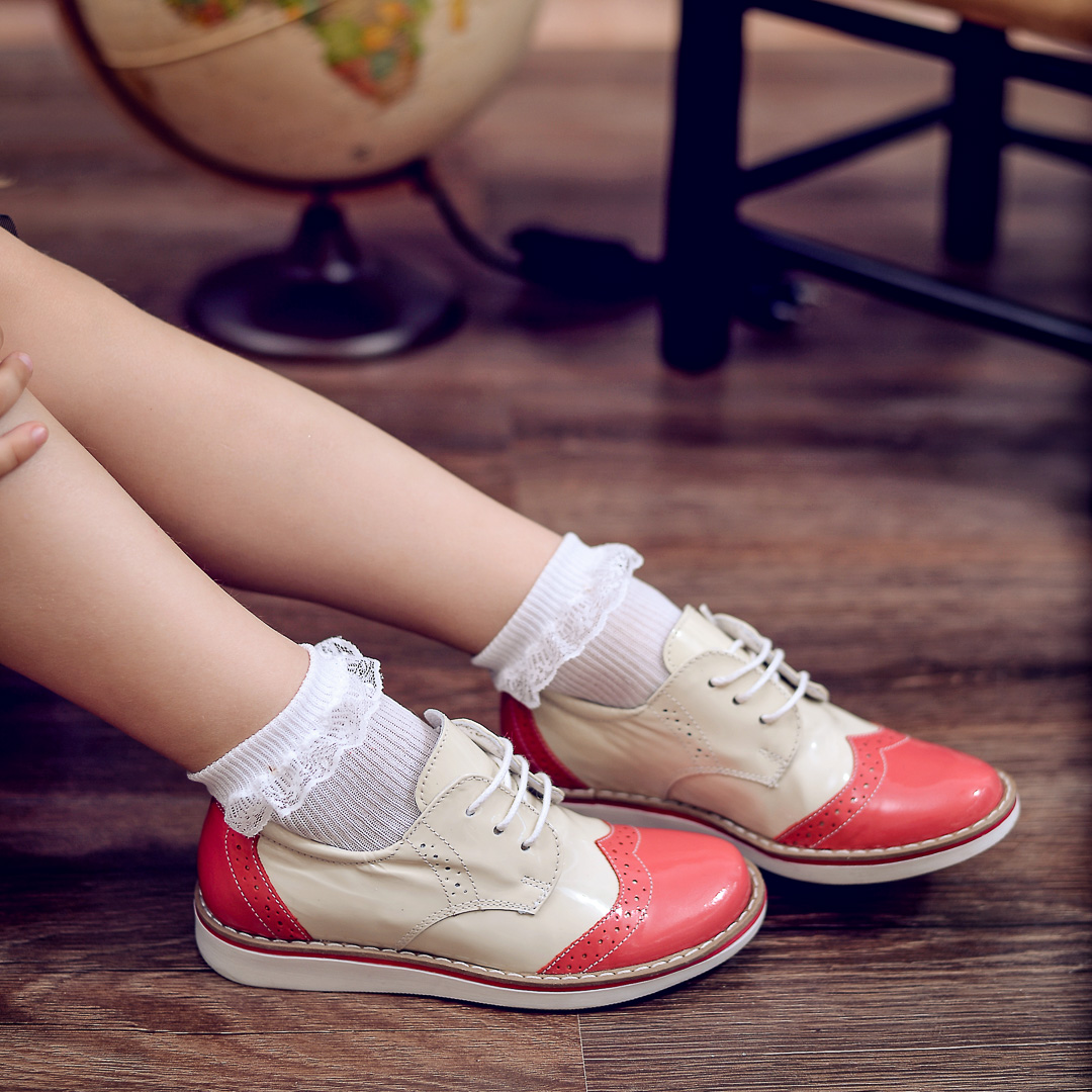 pantofi roz copii mici